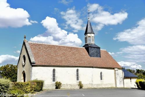 Église de Saint-Quentin-sur-Nohain un Patrimoine