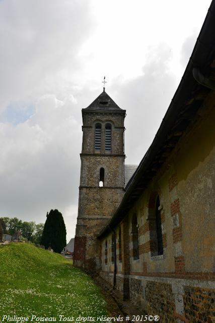 Église de Saint-Georges-du-Vièvre – Église