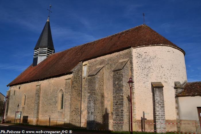 Église de Pazy Nièvre Passion