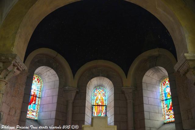 Vitraux de l'Église Saint Léger