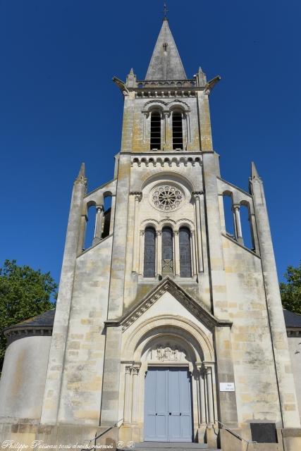 Église presbytérienne de Fourchambault un beau patrimoine
