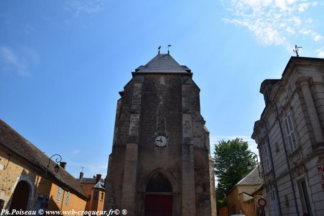 Église de Saint-Amand en Puisaye