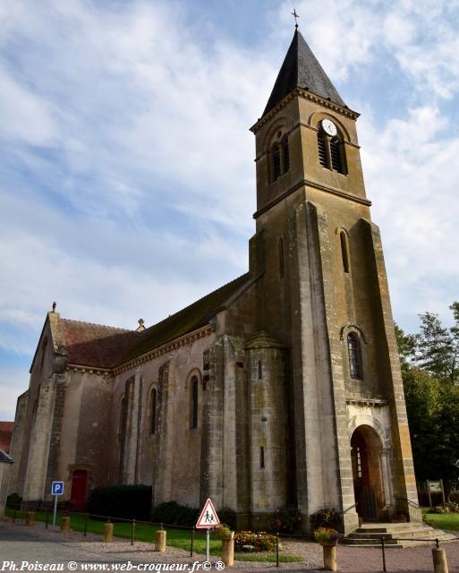 Église de Vandenesse un beau patrimoine