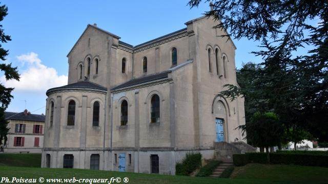 Église de Varennes Vauzelles