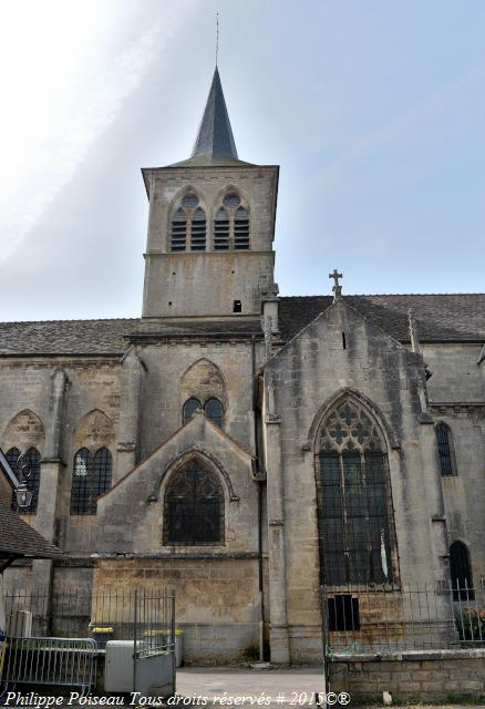 Église de Flavigny – Église Saint-Genest