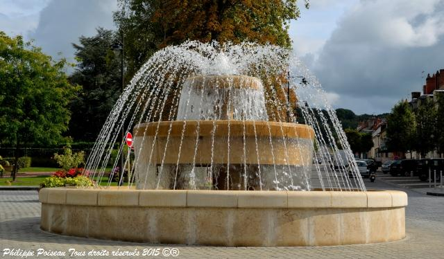 Fontaine de Pougues les Eaux Nièvre Passion