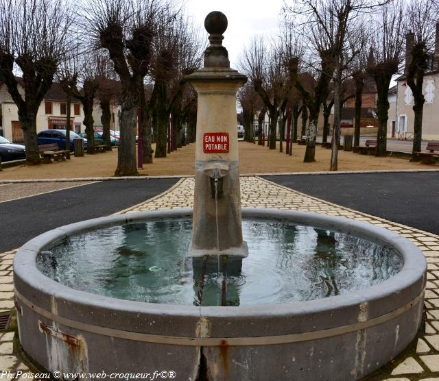 Les fontaines de Dornes