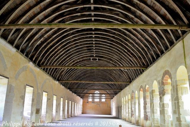 Abbaye de Fontenay le Dortoir