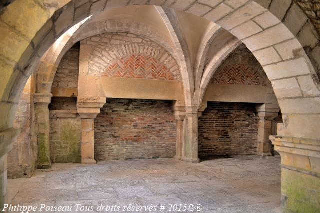 Abbaye de Fontenay le Chauffoir remarquable