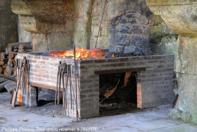 Les Forges de l'Abbaye de Fontenay un Patrimoine