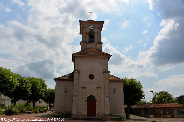 Église de Fours