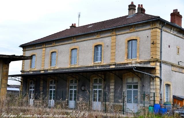 Ancienne gare ferroviaire de Prémery – Patrimoine
