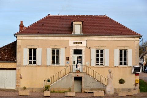 Mairie de Giry