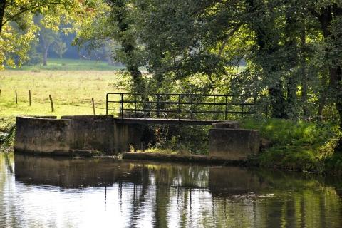 Ponts et passerelles de Guérigny Nièvre Passion