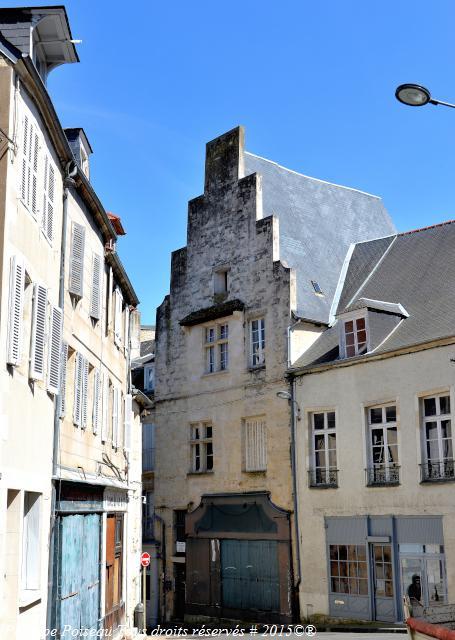 Hôtel de la Monnaie à Nevers