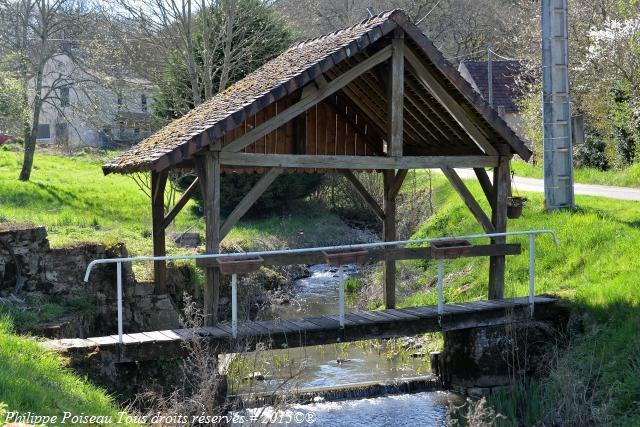 Lavoir du Bourg des Moulins