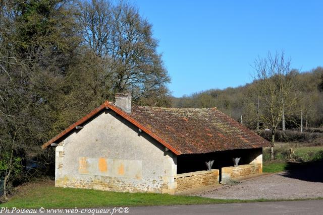 Lavoir de la Picherotte Nièvre Passion