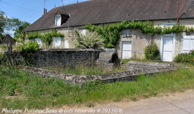 Lavoir de Frasnay Nièvre Passion