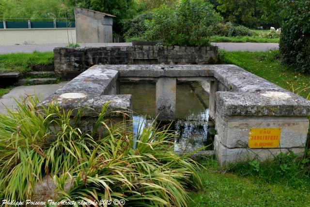 Lavoir de Moulin l'Évêque – Patrimoine vernaculaire