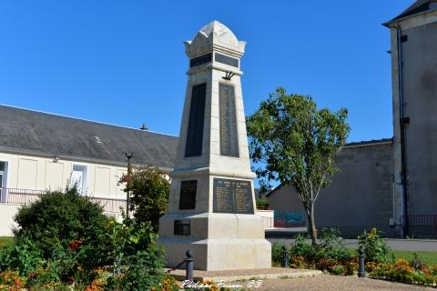 Monument aux morts de Fourchambault