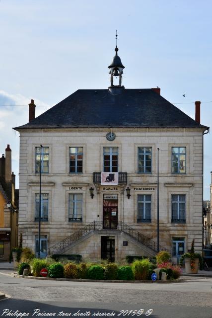 Mairie de La-Charité-sur-Loire Nièvre Passion
