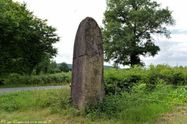 Menhir de Chigy Nièvre Passion