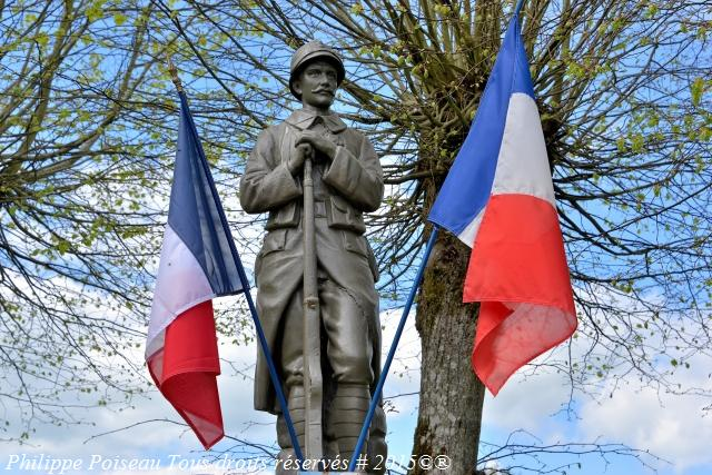 Monument aux Morts de Héry Nièvre Passion
