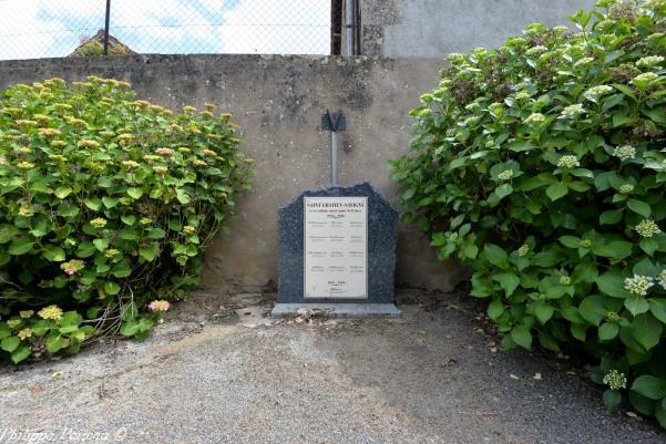 Monument aux morts de Saint Gratien Savigny