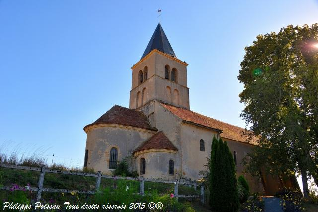 Église de Montambert Nièvre Passion
