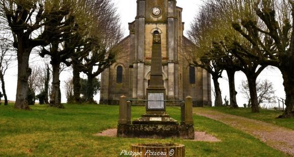 monument aux morts de Grenois