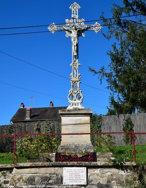 Calvaire de Onlay Nièvre Passion