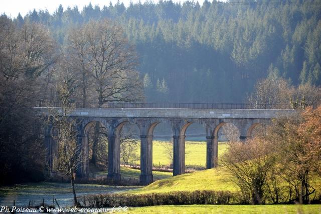 L'Aqueduc de Marigny Nièvre Passion