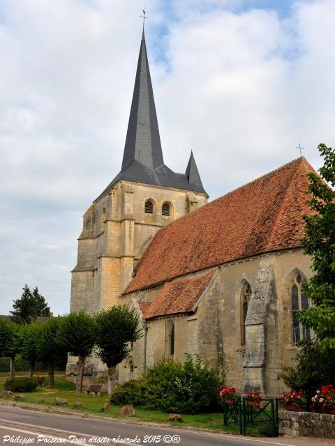 Église de Pougny Nièvre Passion