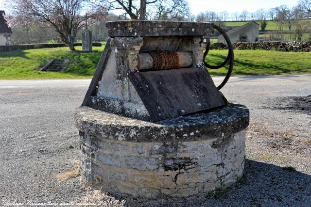 Le puits de Chougny – Patrimoine vernaculaire