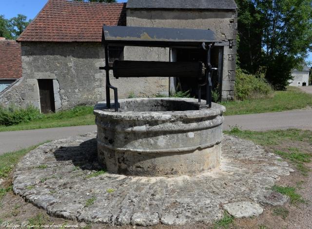 Les puits de Noison Nièvre Passion