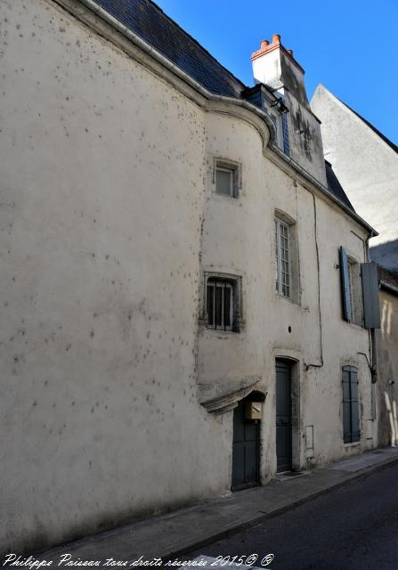 Ancienne demeure de la Charité sur Loire
