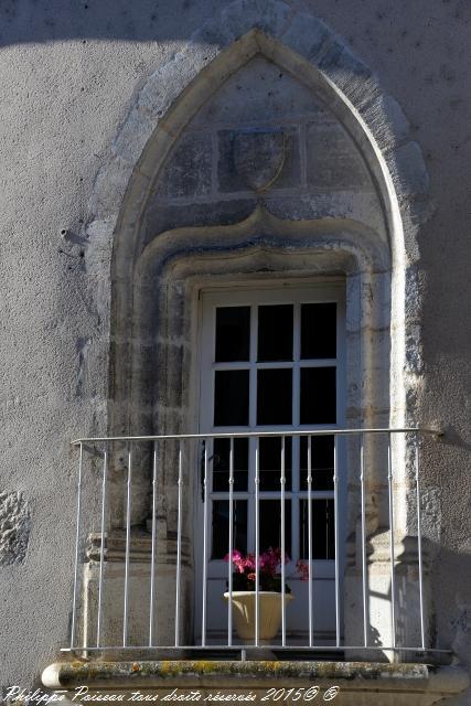 Rue des Chapelains de La Charité sur Loire un beau patrimoine