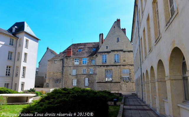Rue Saint Martin de Nevers