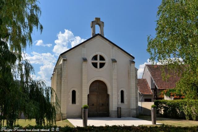 Le temple de Saint Andelain un beau patrimoine