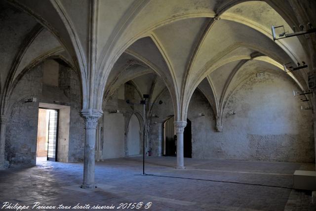 La Salle Capitulaire de la Charité un remarquable Prieuré