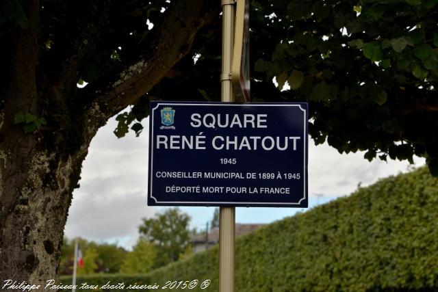 Nevers Centre Ville Lieu De Memoire
