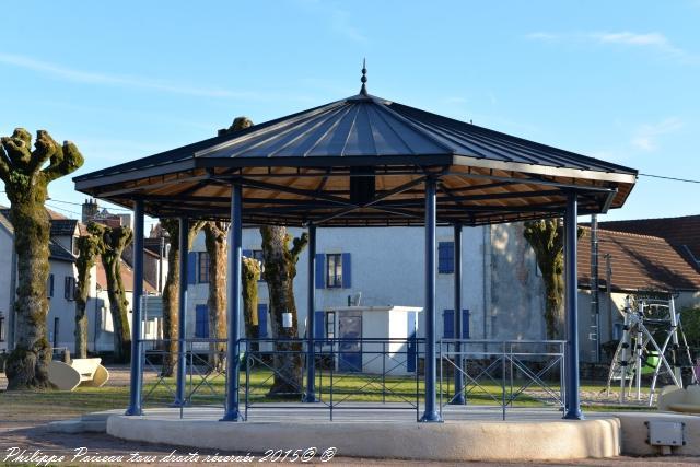 Kiosque à Saint-Pierre