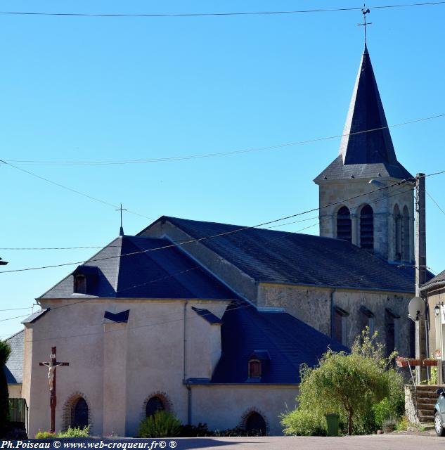 Église Saint Léger de Fougeret