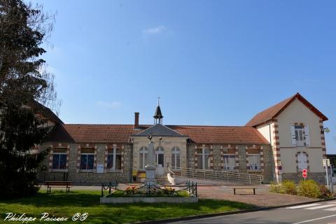 École Mairie de St Martin sur Nohain Nièvre Passion