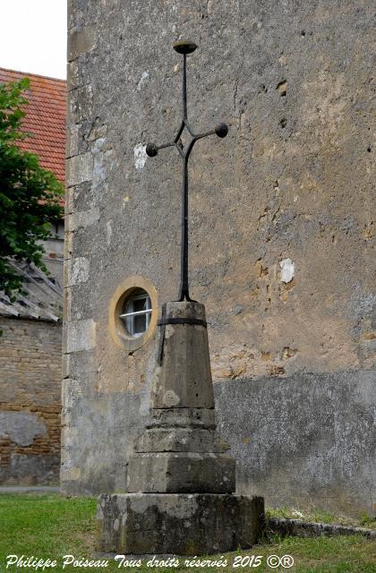 Calvaire de Saint Sulpice Nièvre Passion
