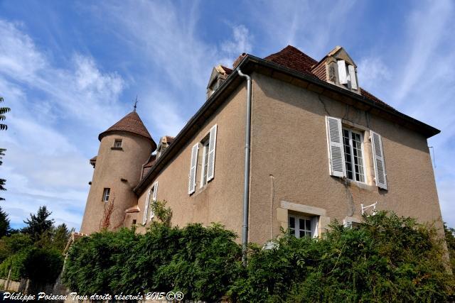 Château de Tinte un beau patrimoine  de Sougy-sur-Loire