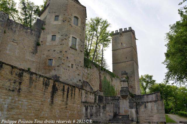 Château de Montbard – Ancienne forteresse de Montbard