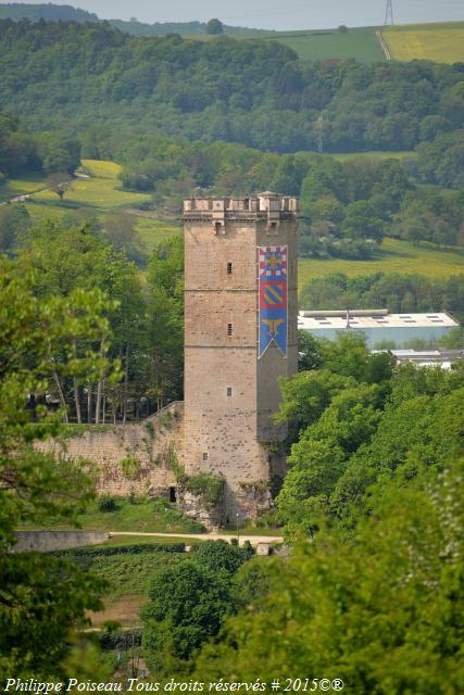 Tour de l'Aubespin- l'Aubespin de Monbard