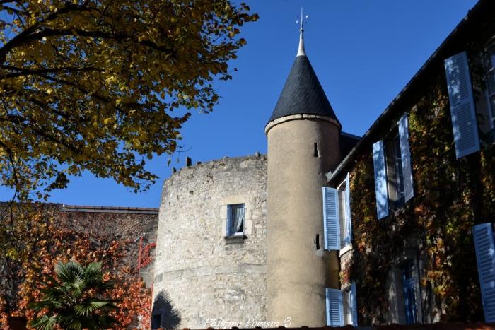 Ancienne Tour de La-Charité-Sur-Loire un beau patrimoine.