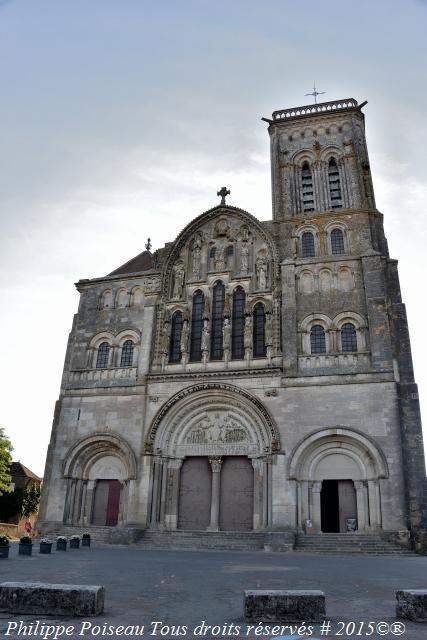 Basilique de Vézelay – Basilique Sainte-Marie-Madeleine